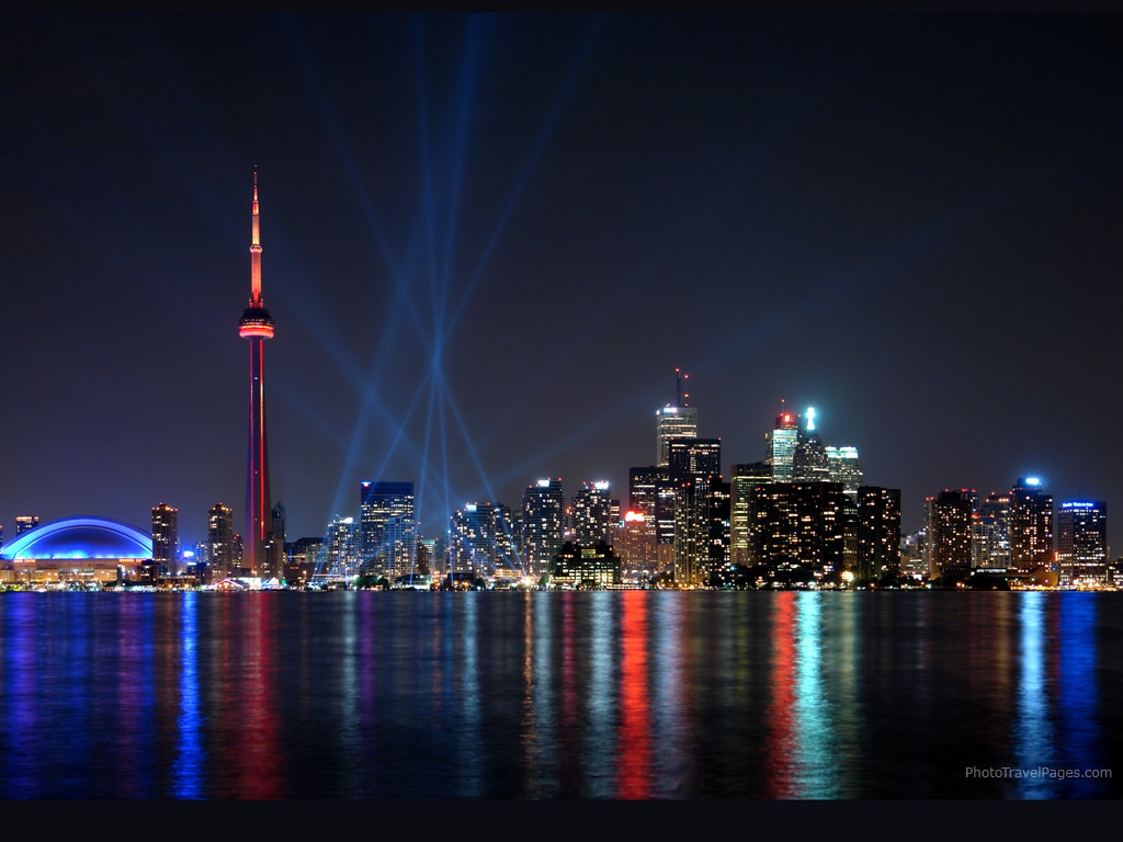 Wallpaper Toronto 1 1024x768