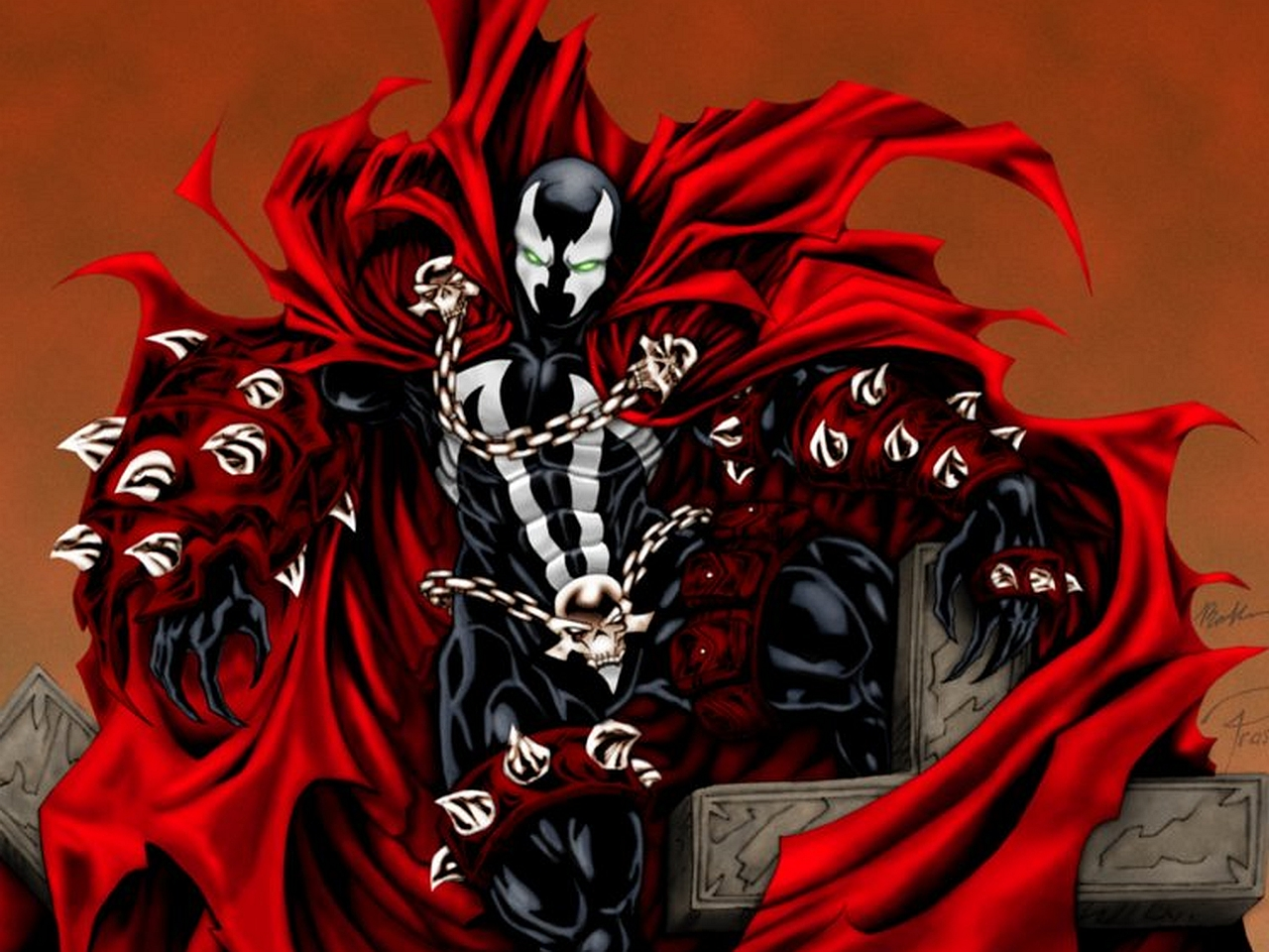 Spawn Computer Wallpapers, Desktop Backgrounds | 1280x960 | ID:443088