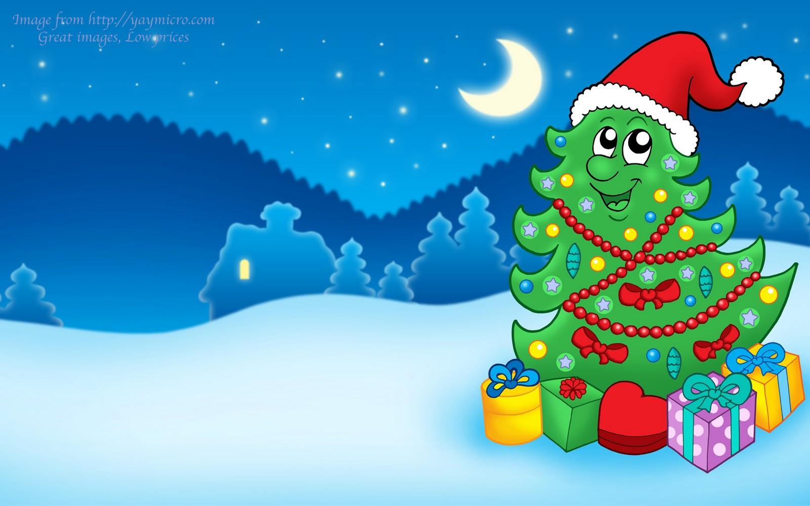christmas desktop wallpaper for kids