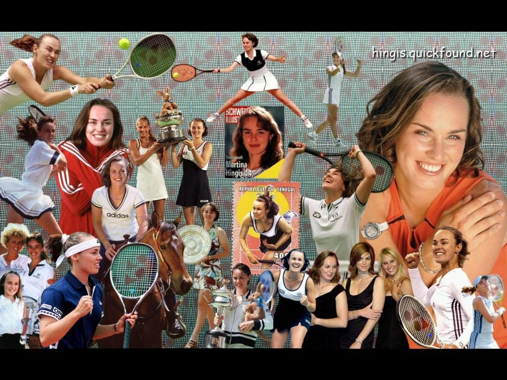 Martina Hingis Wallpaper QuickSports 1024x768