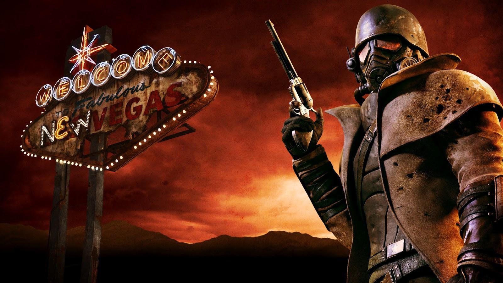 Hd Fallout New Vegas Wallpaper Wallpapersafari