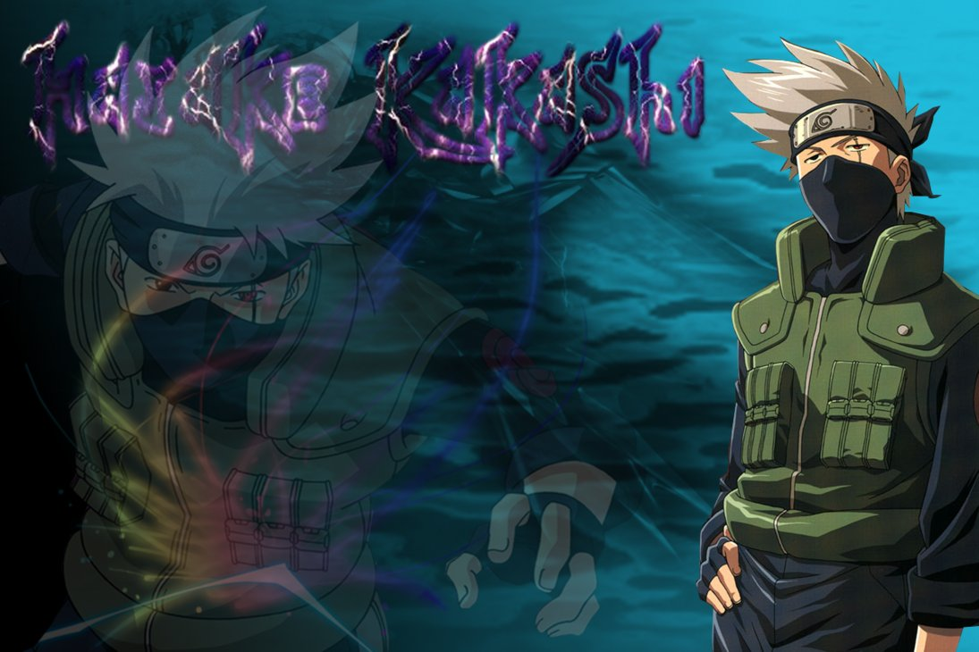 Hatake Kakashi Wallpaper 1 by c7annadrad1st on deviantART 1095x730
