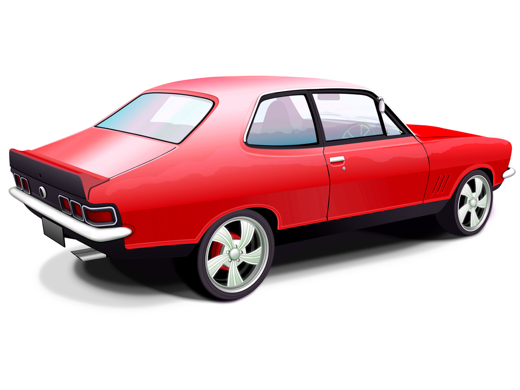 Australian Muscle Car Classic Wallpaper Download 1024x768