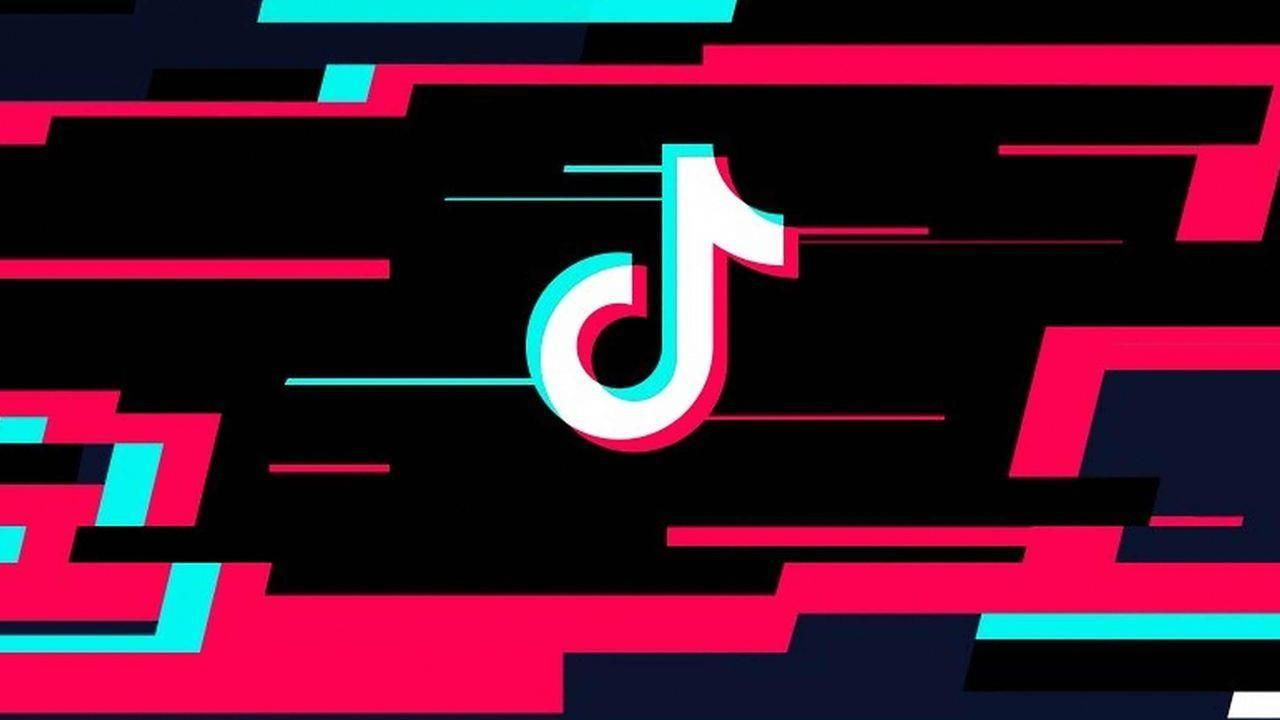 Tik Tok Logo Wallpapers 1280x720
