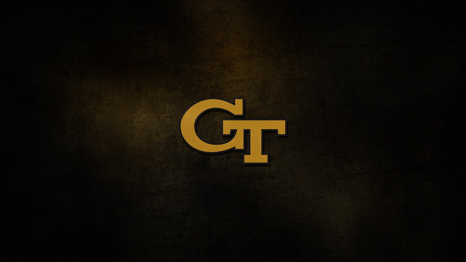 GEORGIA TECH Yellow Jackets college football wallpaper background 1920x1080