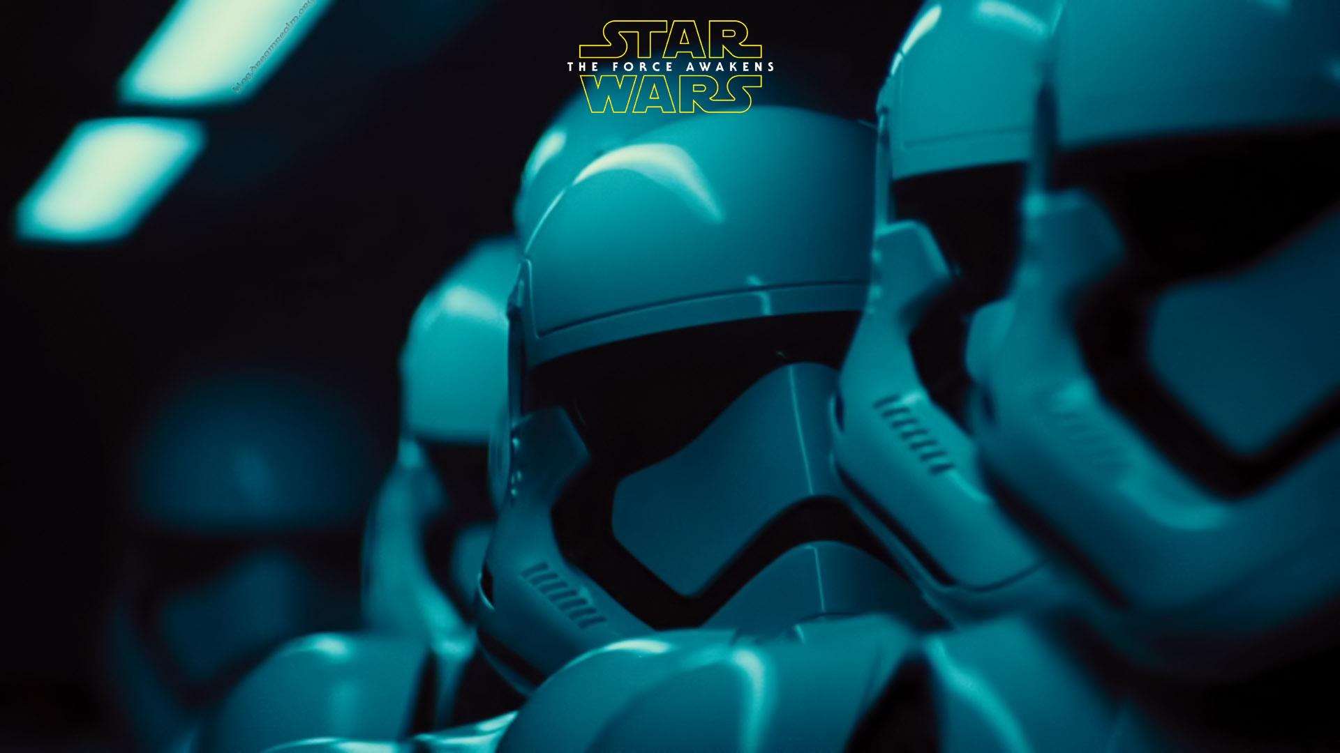 Star Wars The Force Awakens Wall 1920x1080
