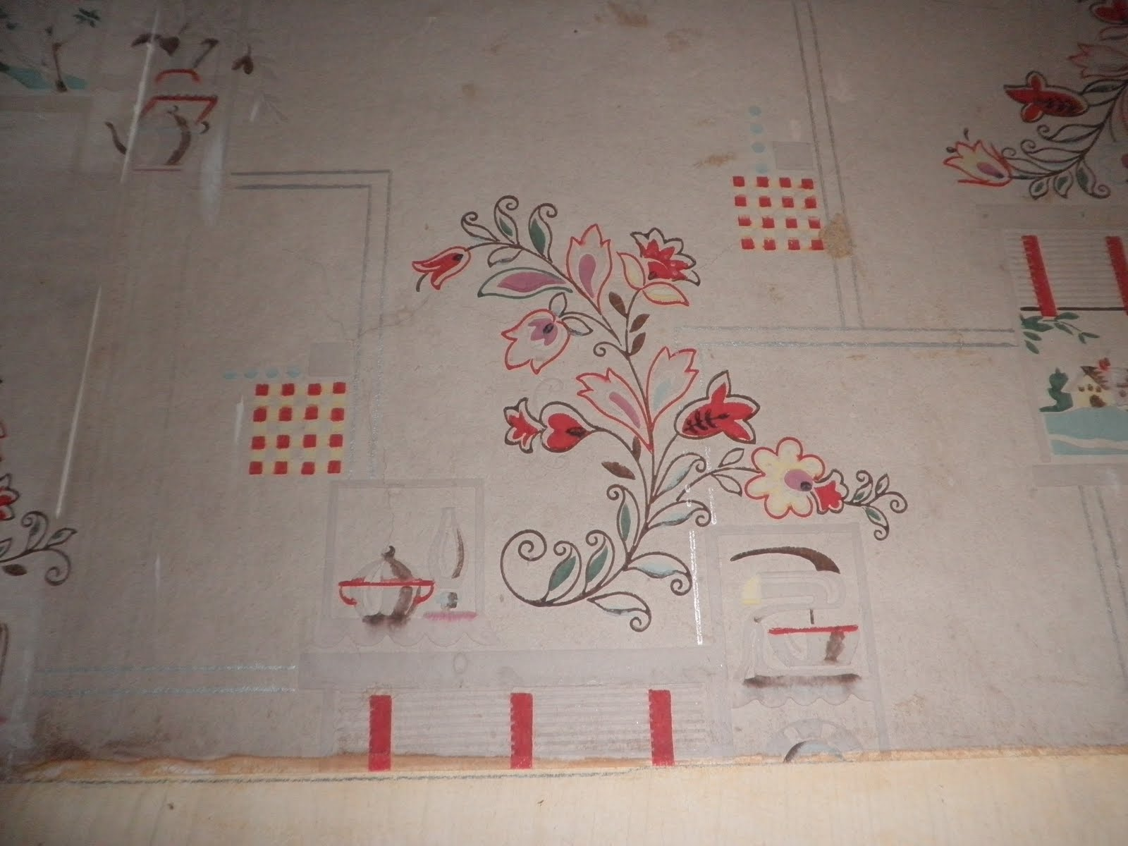 Vintage Bedroom Wallpaper Ideas