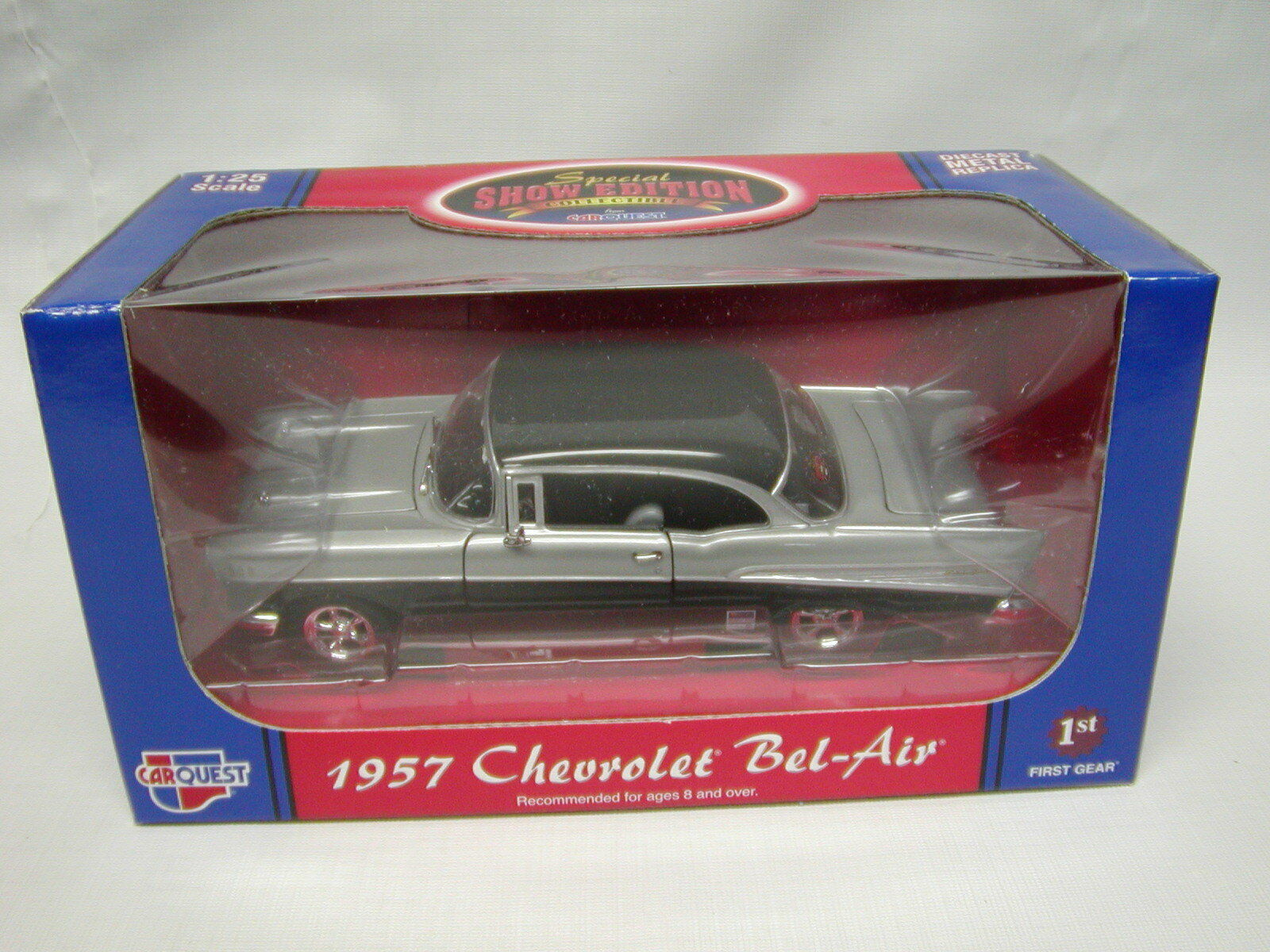NEW 125 Carquest 1957 Chevrolet Bel Air by 1st First Gear 1600x1200