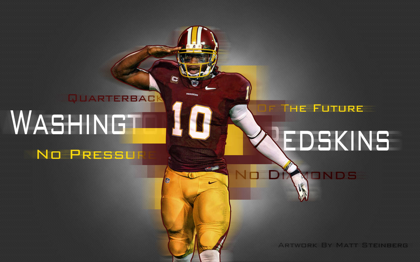Background of the day Washington Redskins Washington Redskins 1440x900