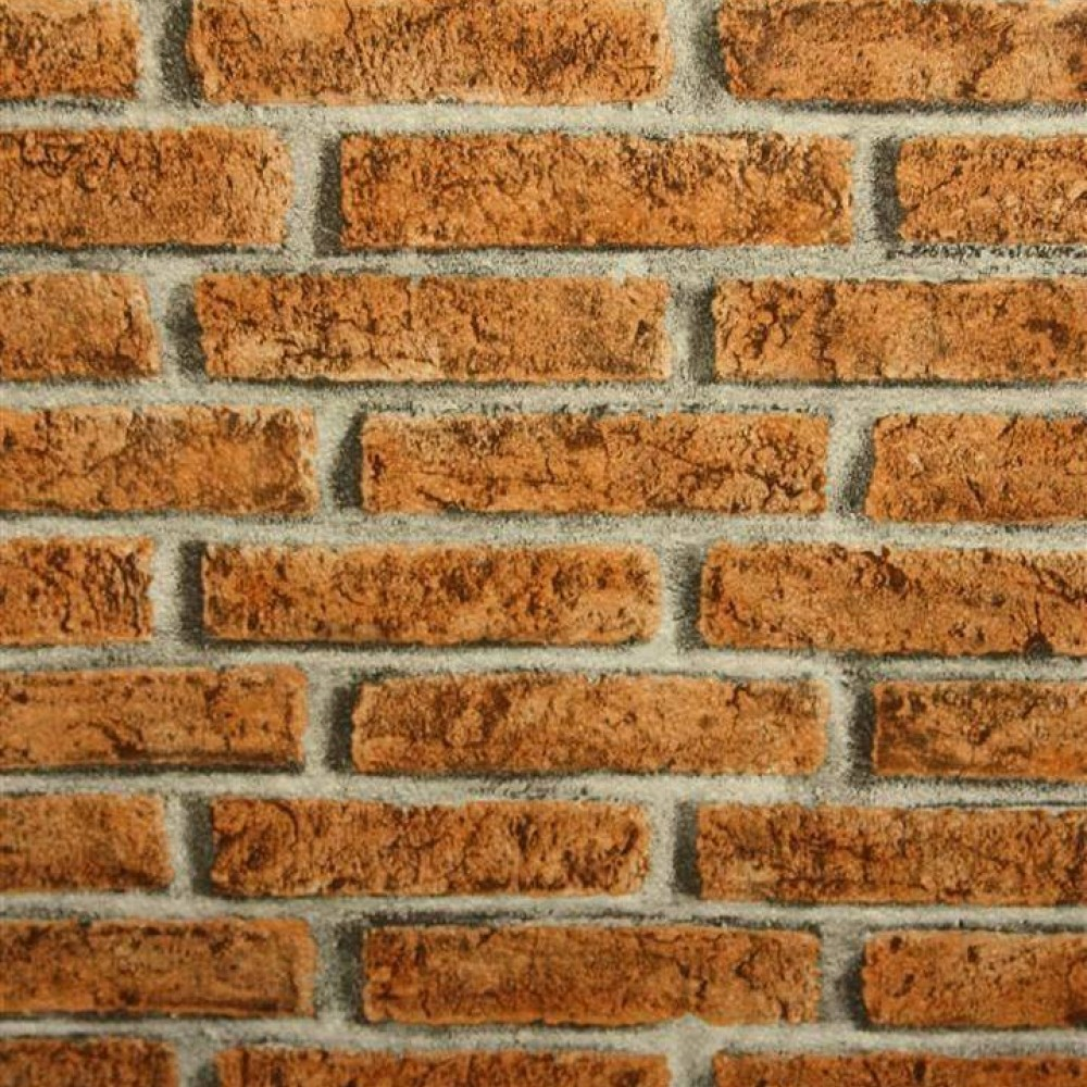 Wallpaper Red Brick Effect Lancashire Wallpaper and Paint 1000x1000