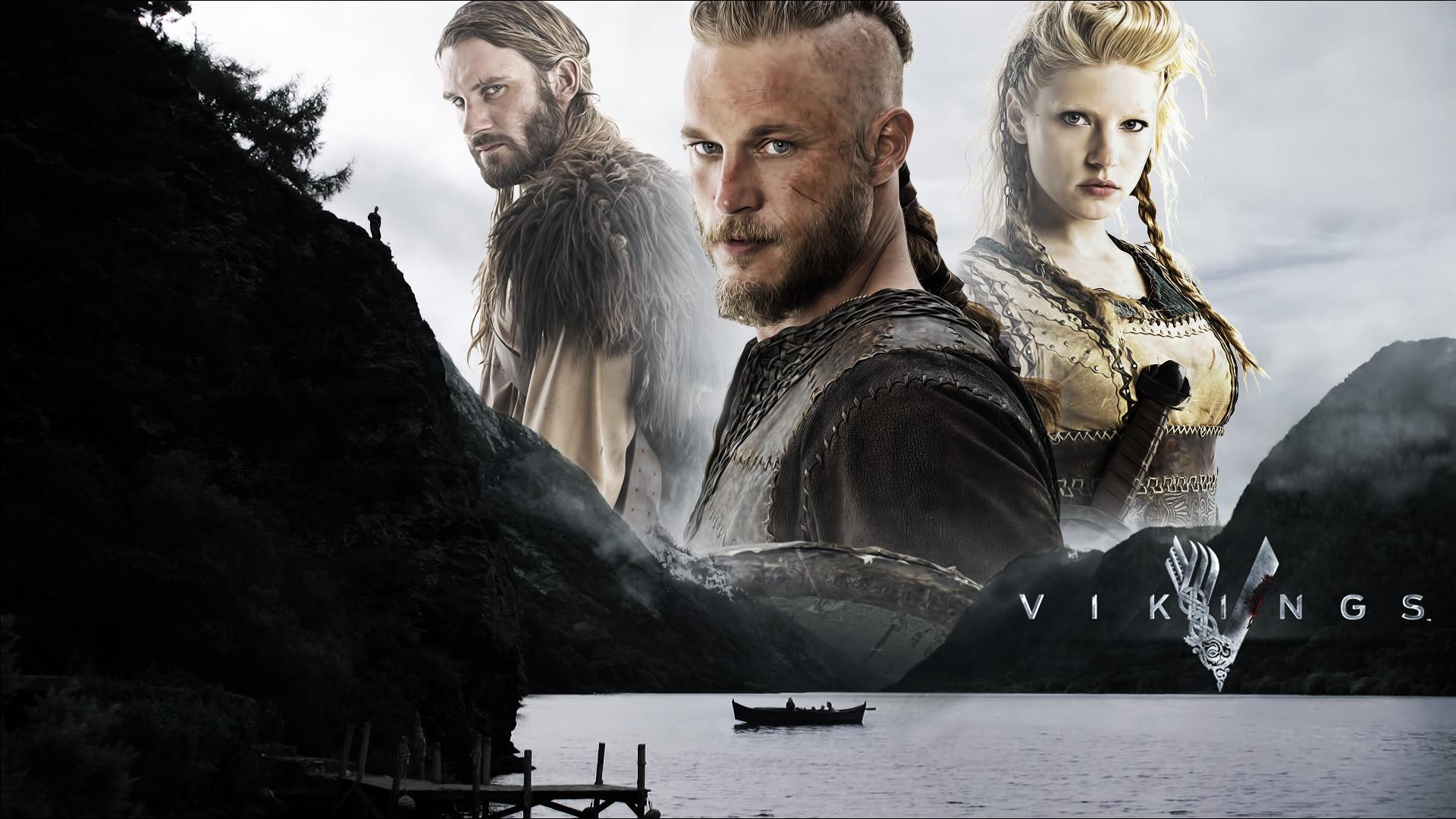 Vikings 2013 TV Series Wallpapers HD Wallpapers 1920x1080