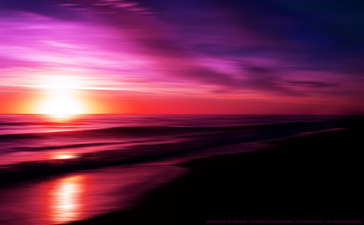 Purple And Pink Sunset Pictures Images Photos Photobucket 512x317