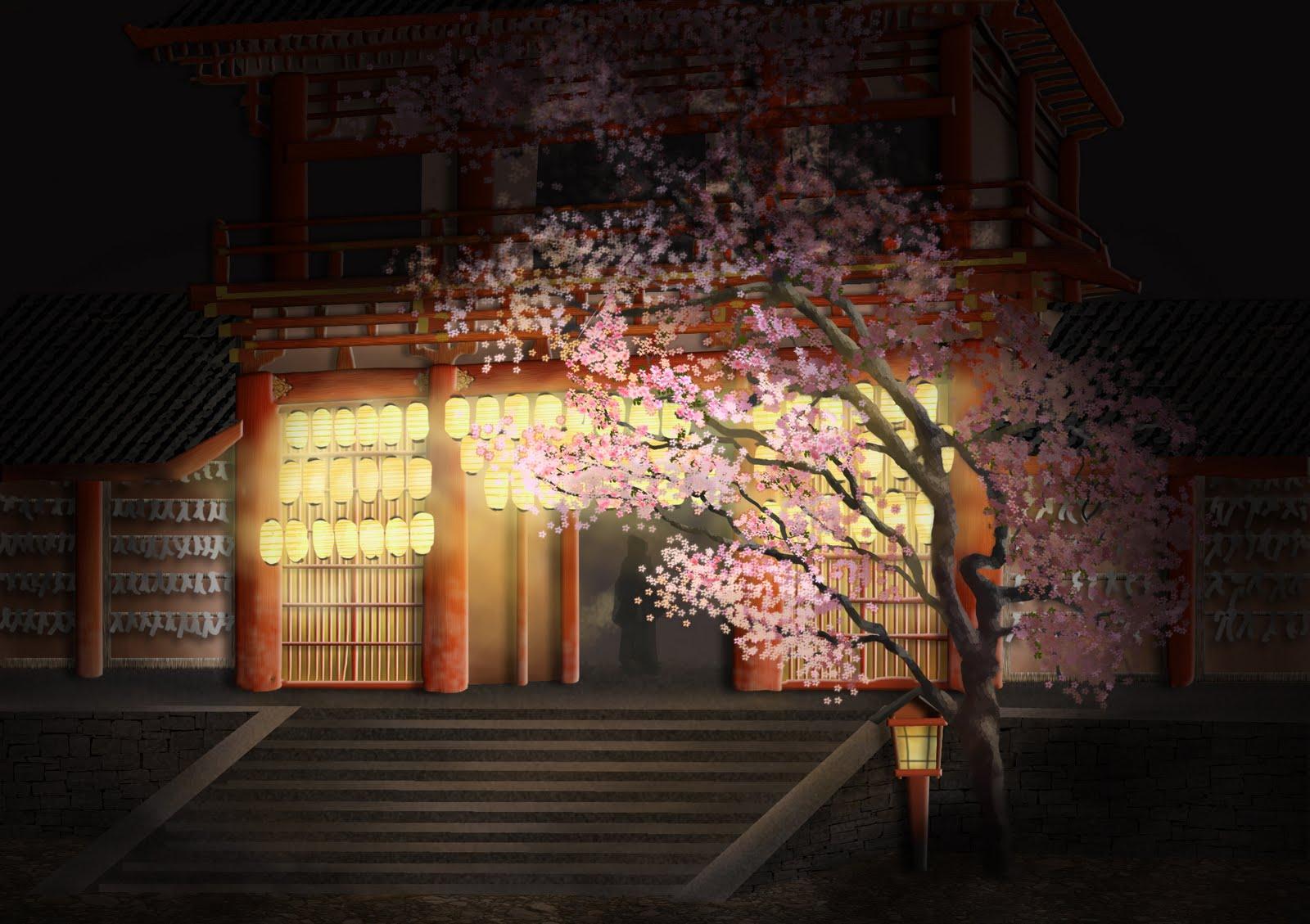 zen wallpaper japanese inn hoshinoya kyoto wallpaper bonsai wallpaper 1600x1129