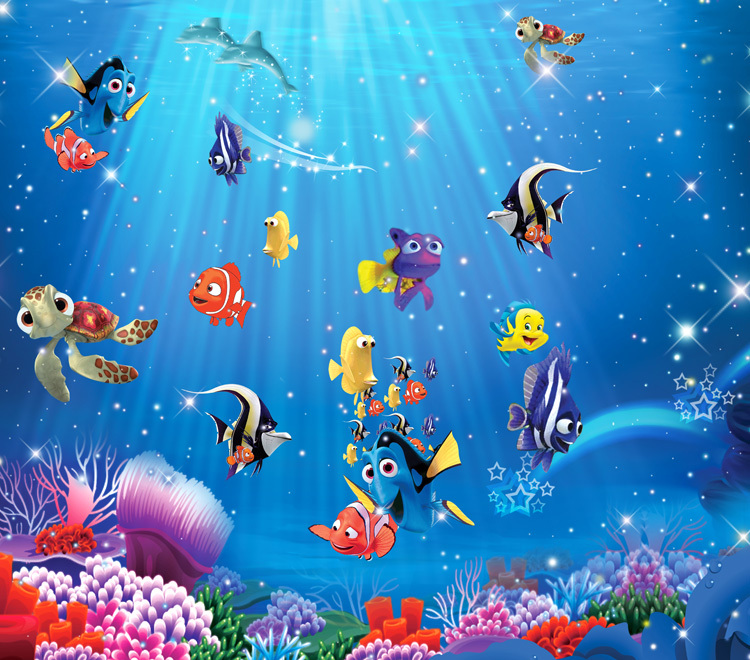 Wallpaper Murals For Kids Room Picture In Wallpapers From 750x660