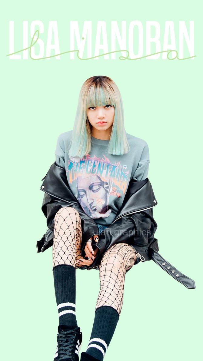 Lisa BLACKPINK Wallpaper by iaraykeyey 670x1192