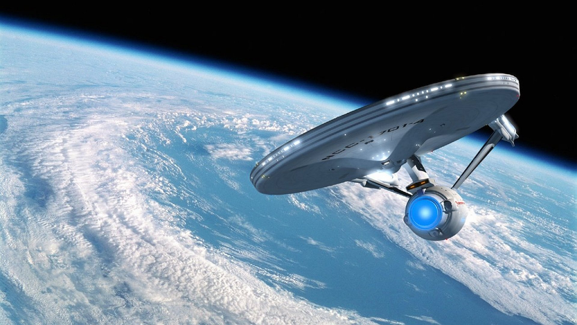 Sci Fi Star Trek Wallpaper Desktop | ImageBank.biz