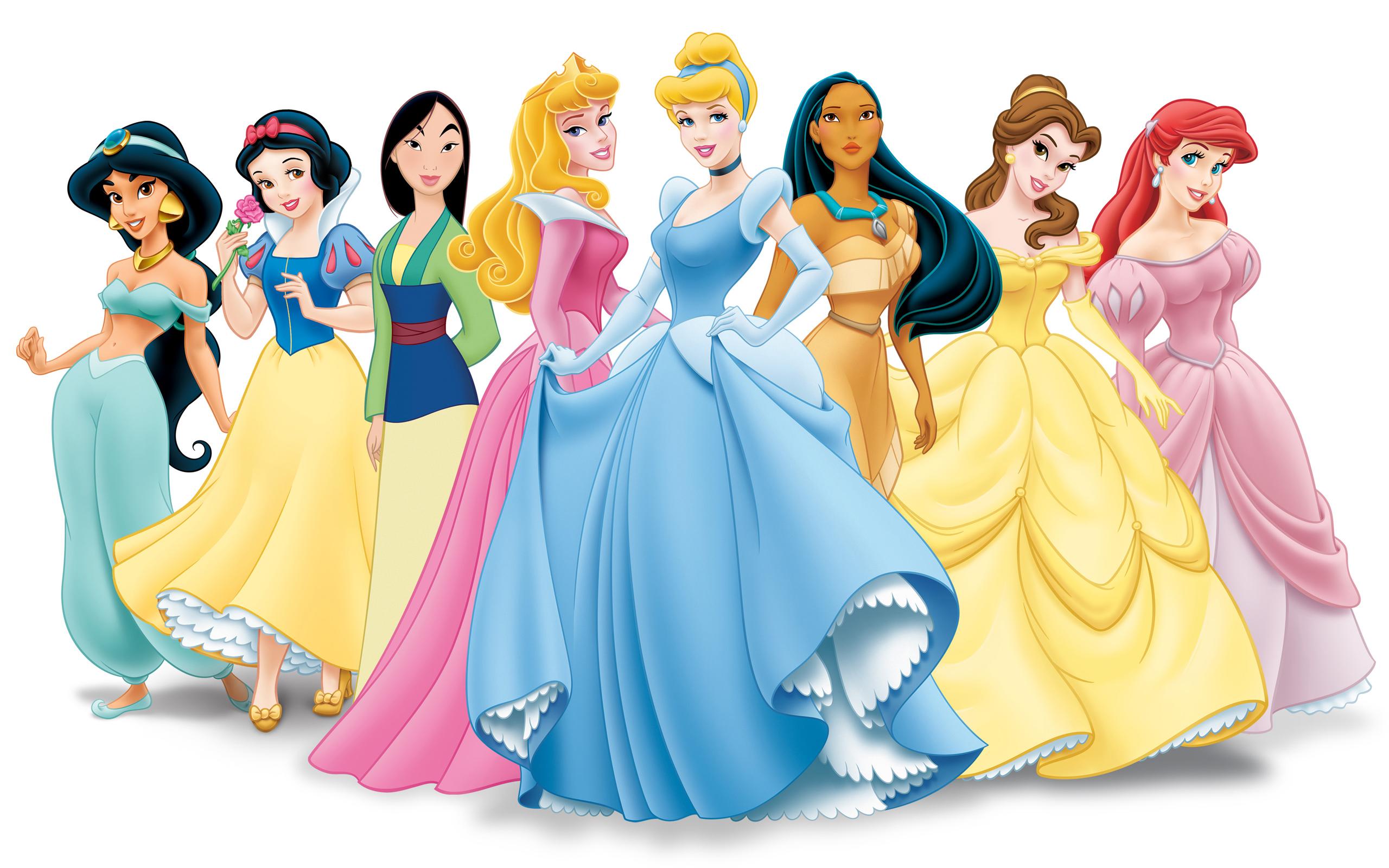 Disney princess wallpaper hd wallpapersafari - Cute disney hd wallpapers ...