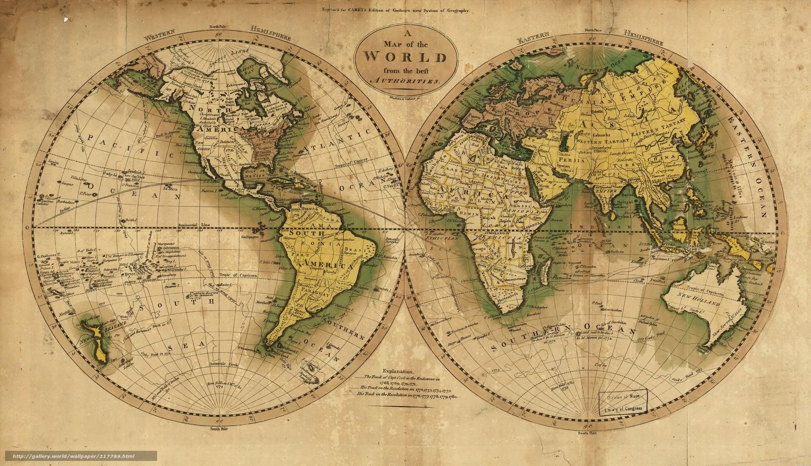 Old world map desktop wallpaper infovisual old world map desktop wallpaper gumiabroncs Choice Image