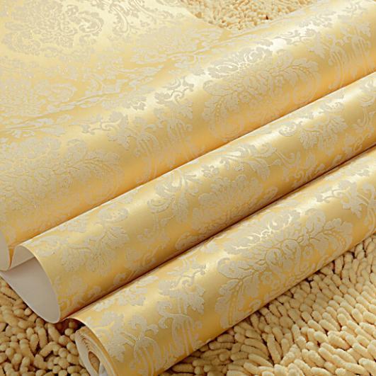 Gold Beige white glitter damask metallic wallpaper wallcoverings 531x531