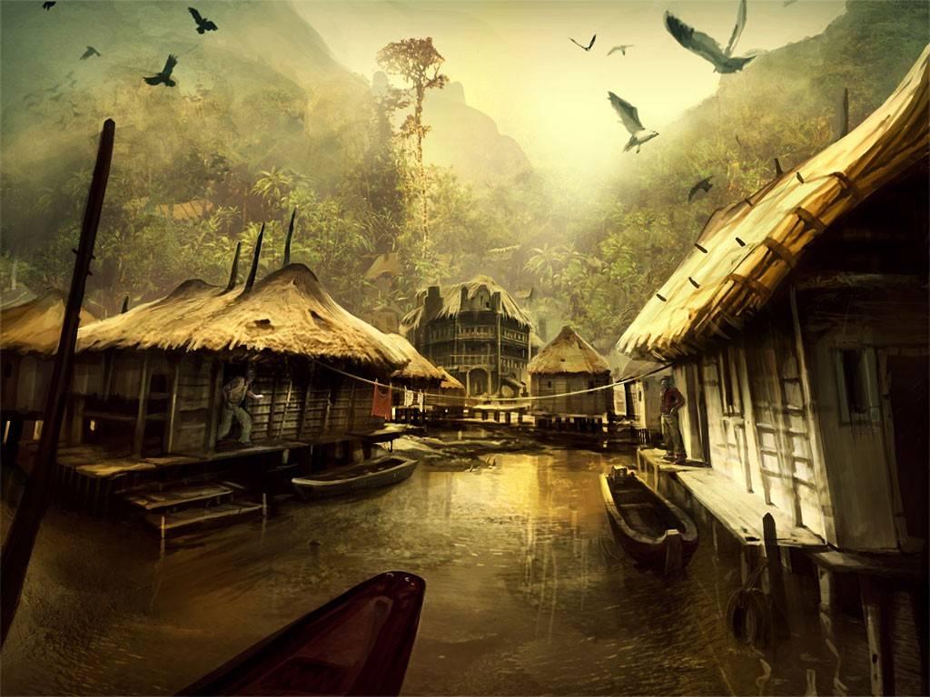 Free Download Far Cry 2 Wallpaper Hd Wallpaper Blog Far Cry 2