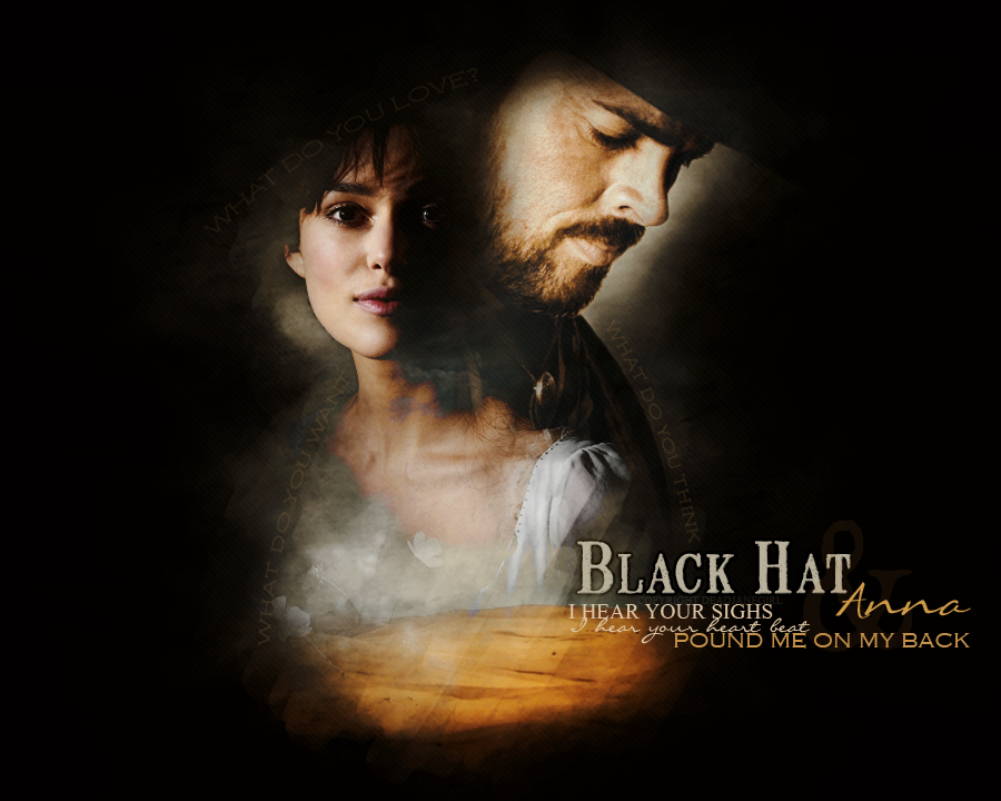 Black Hat Priest Wallpaper Anna and black hat 2 by 900x720