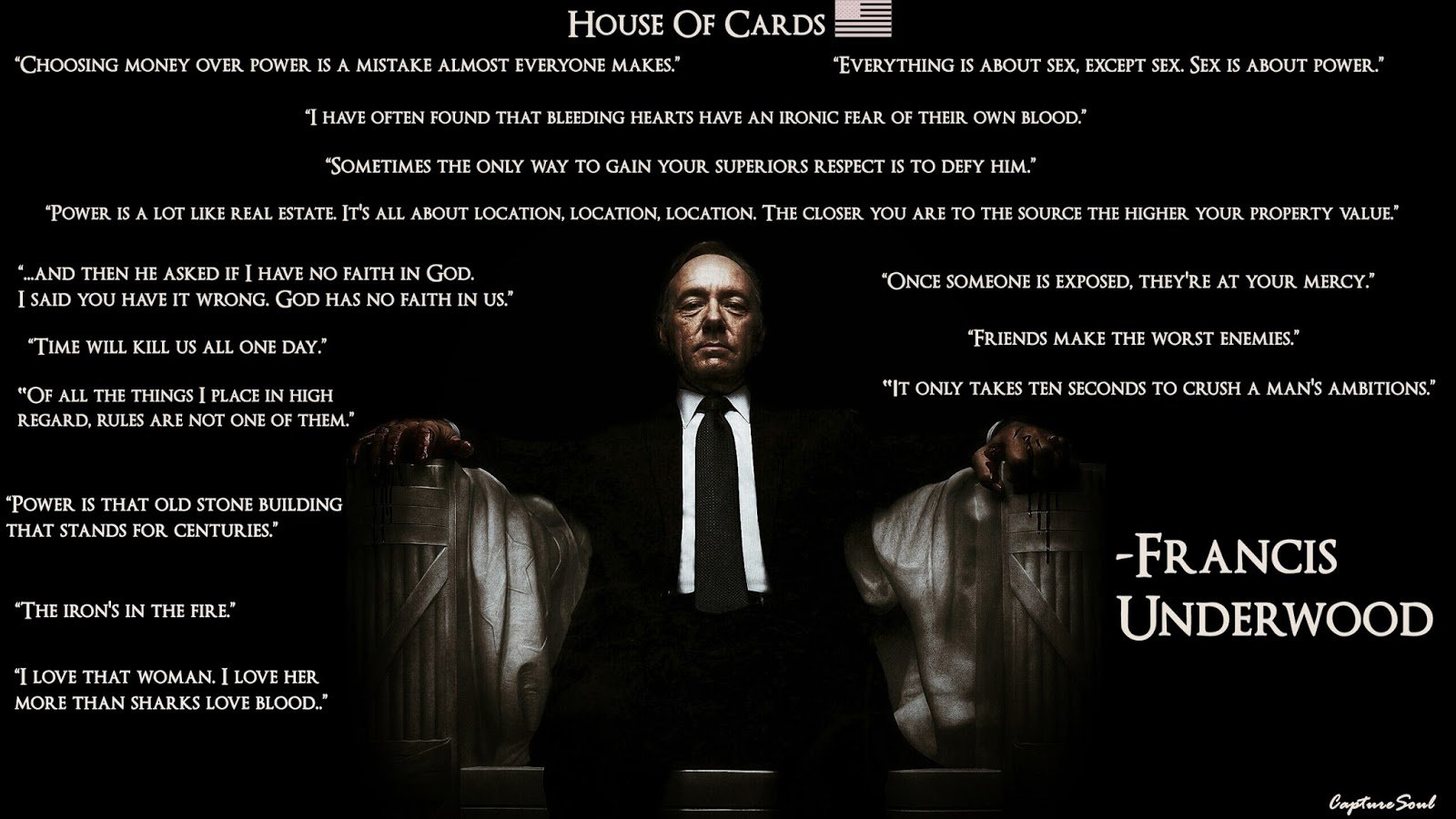 House of cards wallpaper hd wallpapersafari for House of wallpaper