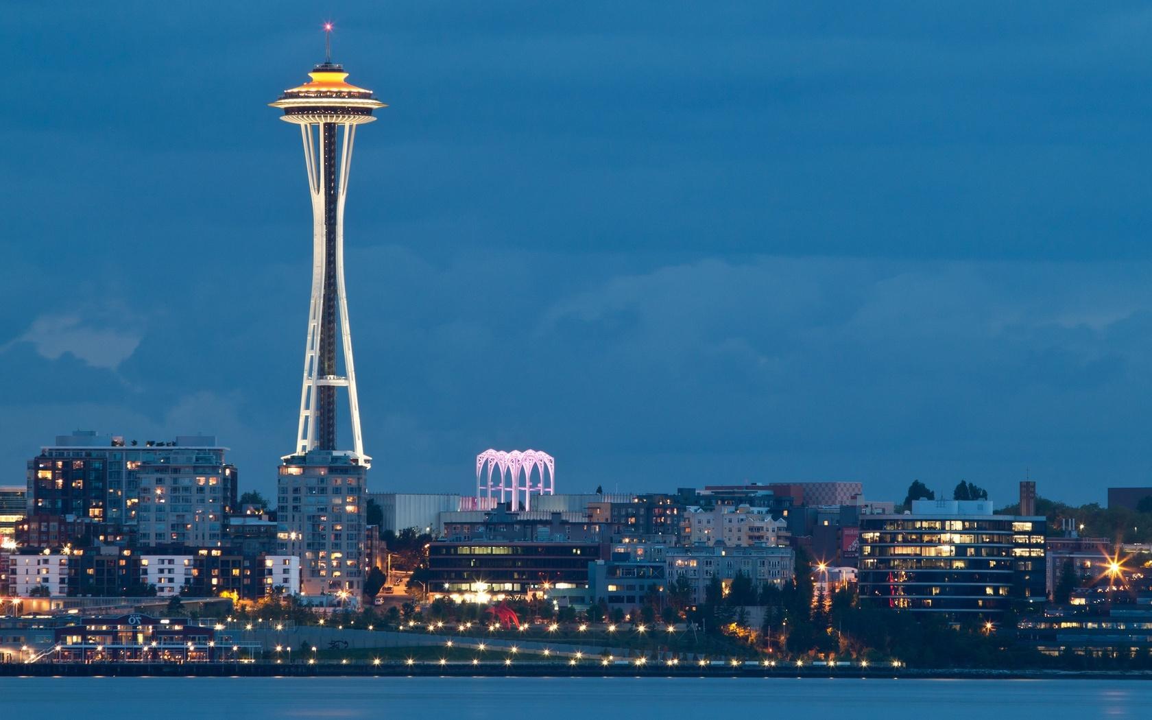 Pics Photos   Seattle Wallpaper 1680x1050