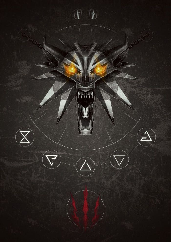 The Witcher 3 phone wallpaper in 2019 The Witcher The witcher 700x990
