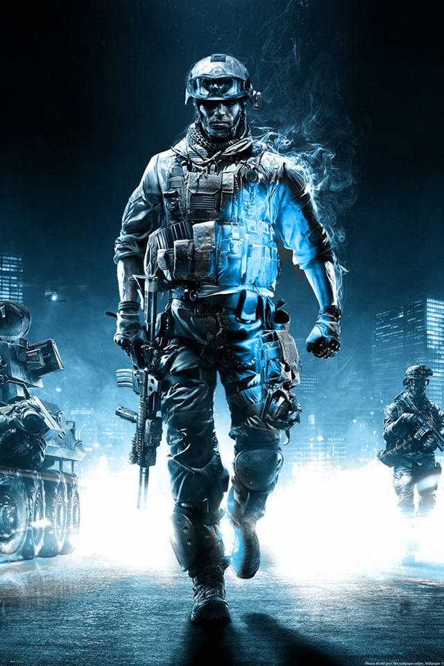 GAMING WALLPAPERS Iphone Game Wallpapers 640x960