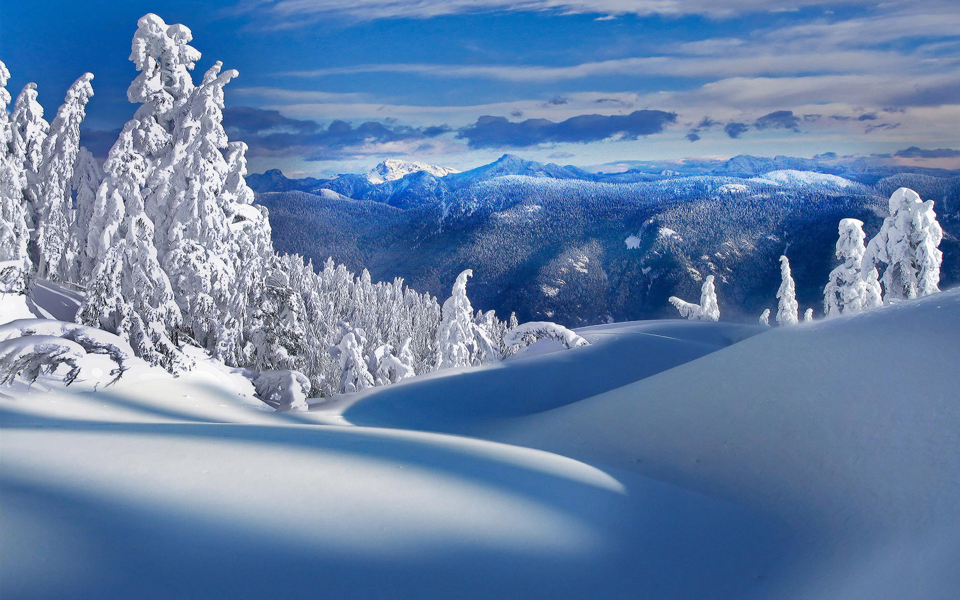 wallpapers winter wallpaper snow pictures mountains 1920x1200 1920x1200