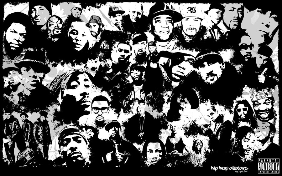 hip hop allstars collage by zpecter 900x563