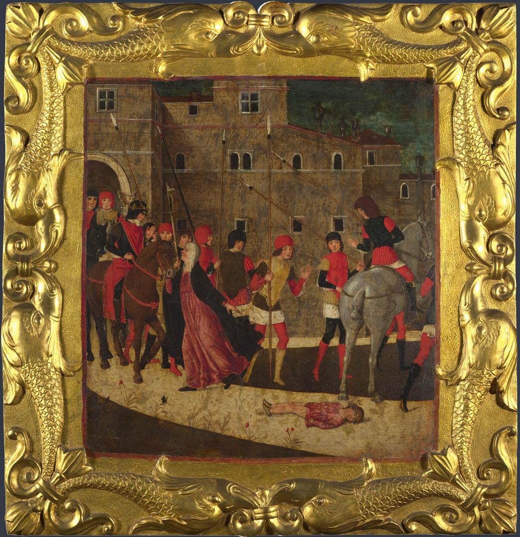 Widows Petition   A italian renaissance veronese art wallpaper picture 1045x1080