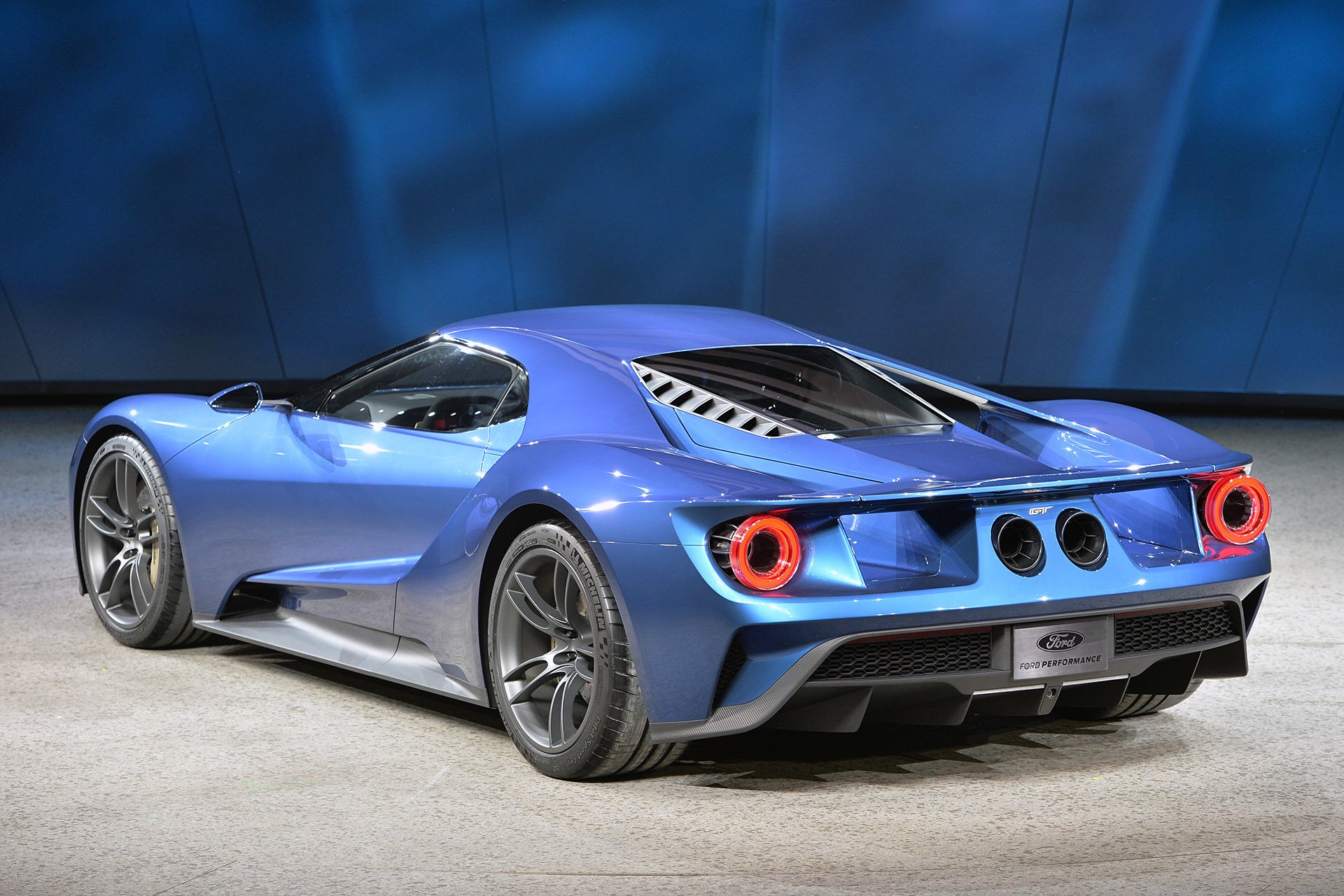 2017 Ford GT   Wallpapers HD Wallpapers Images Pictures Pics 1920x1281