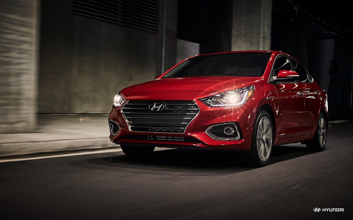 2019 Hyundai Accent Side HD Wallpapers Auto Car Rumors 1422x889