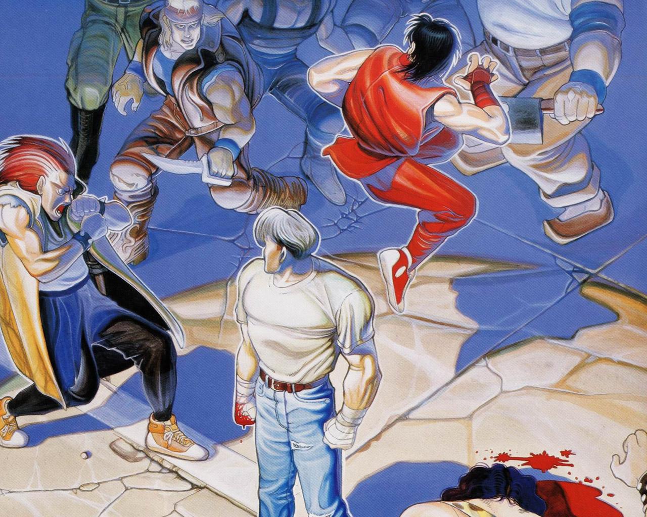 Free Download Final Fight Wallpaper In 1280x1024 1280x1024