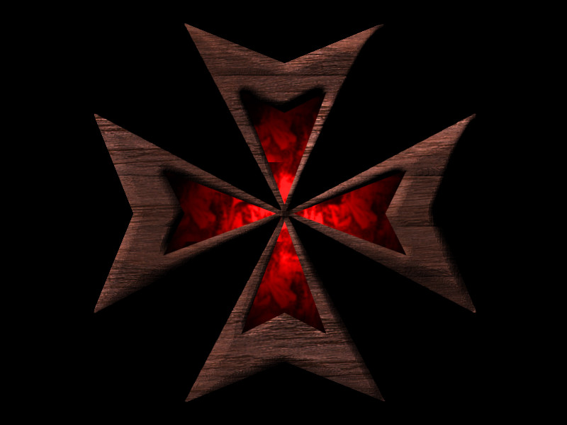 Maltese Cross Wallpaper Video 800x600
