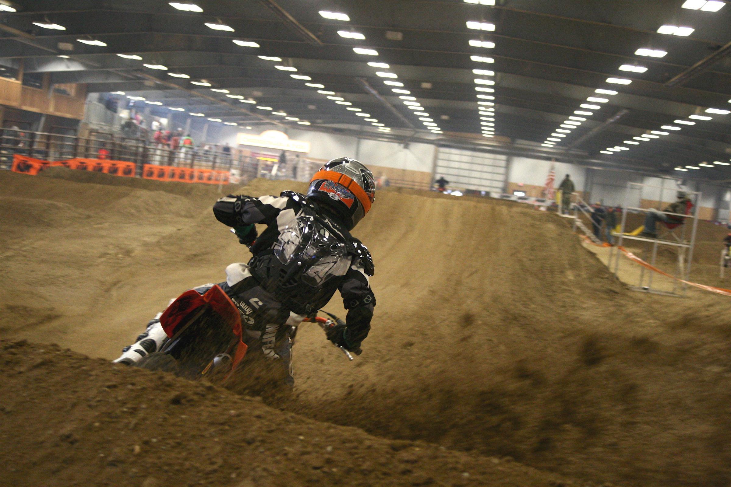 ktm sx 125 race fans motocross wallpaper 2400x1600