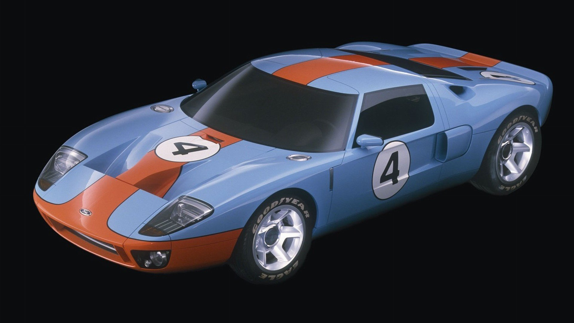 Ford GT40 Concept 2002 24 1920x1080 WallpapersFord GT 1920x1080 1920x1080