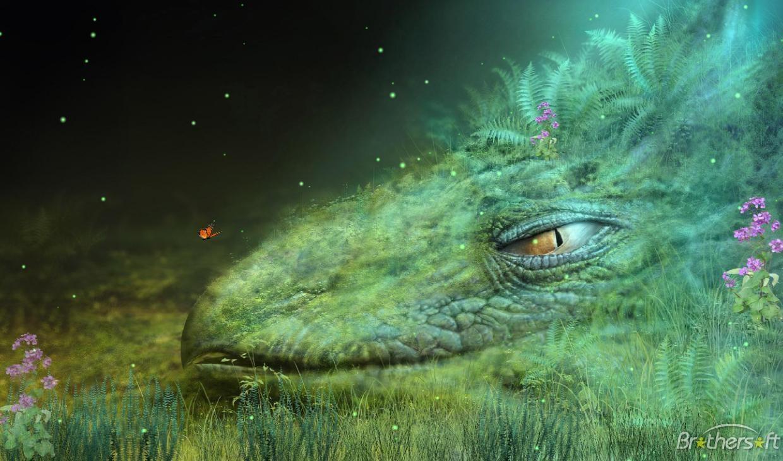 Fantasy Creature Screensaver Fantasy Creature Screensaver 1240x730