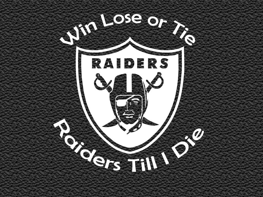 Raiders Wallpaper Oakland 1024x768