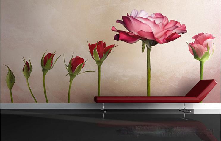 Grasscloth Wallpaper Wall Covering Home Decoration Materials 743x473