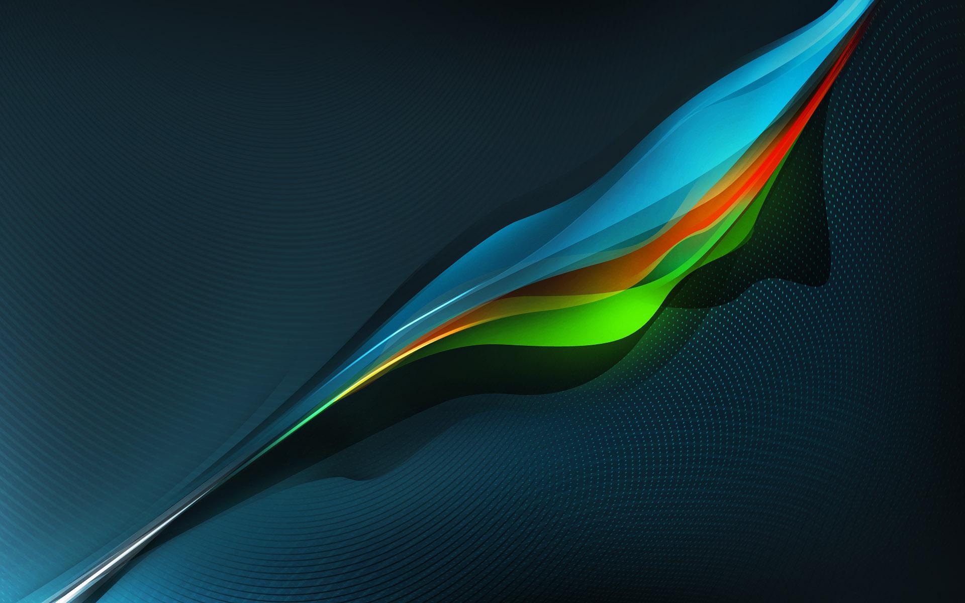 Green Abstract HD Widescreen Wallpupcom 1920x1200