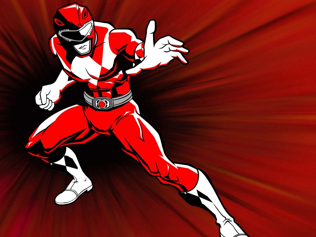 red ranger wallpaper - photo #24
