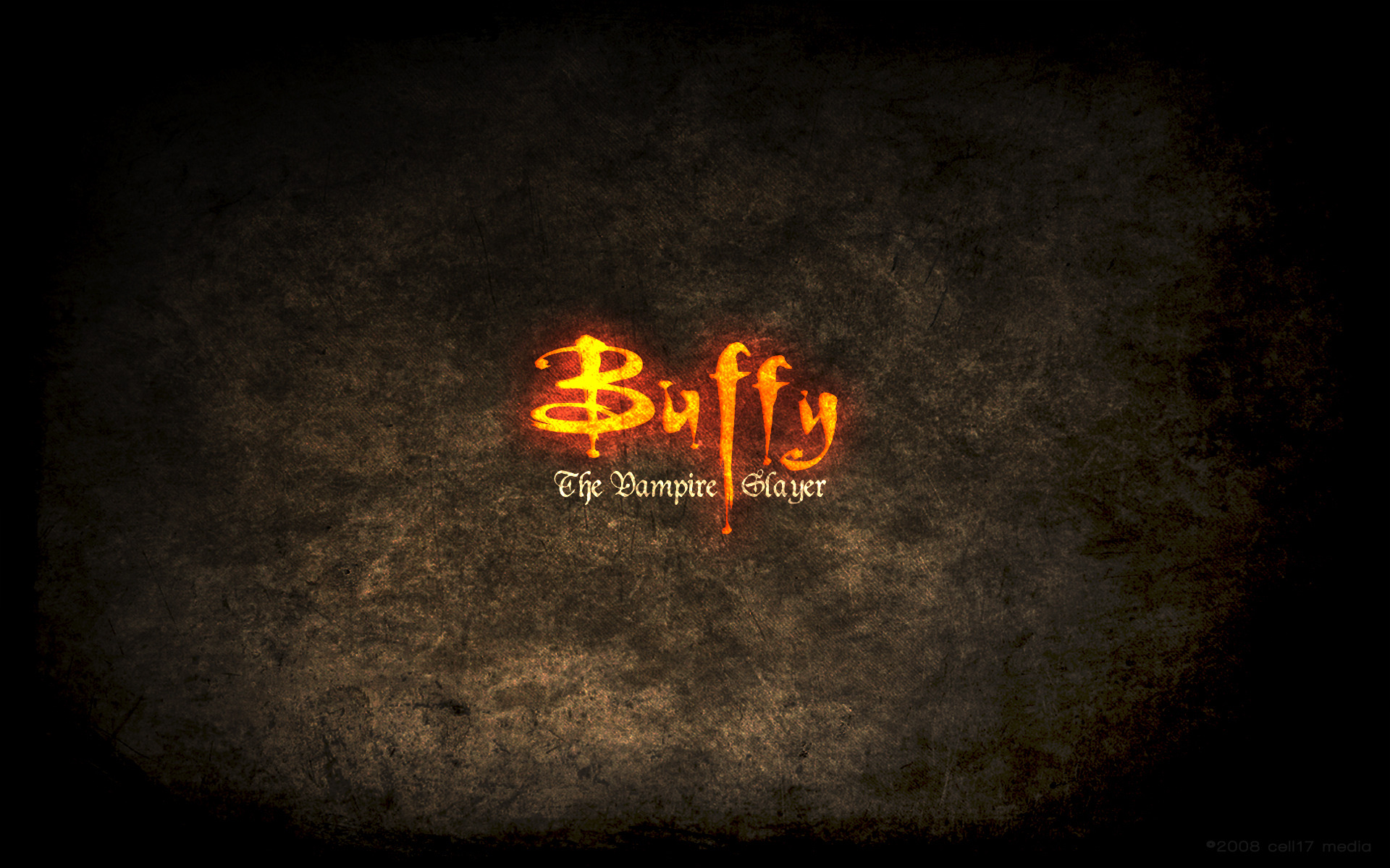 Buffy the Vampire Slayer wallpaper 5878 1920x1200
