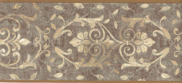 Wallpaper Border   Traditional   Wallpaper   by Designers Wallpaper 640x294