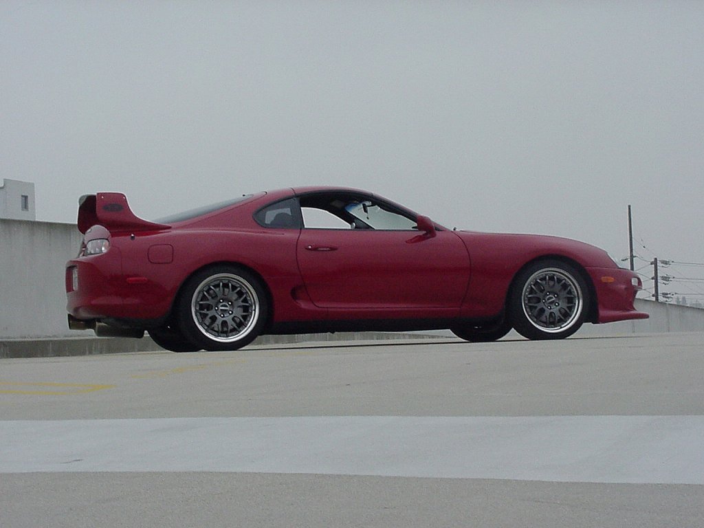 Red Toyota Supra 19170 Hd Wallpapers in Cars   Imagescicom 1024x768