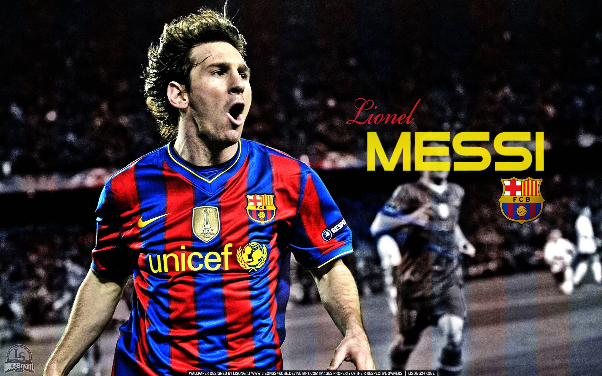 Messi HD Wallpapers 1080p 2015 1920x1200