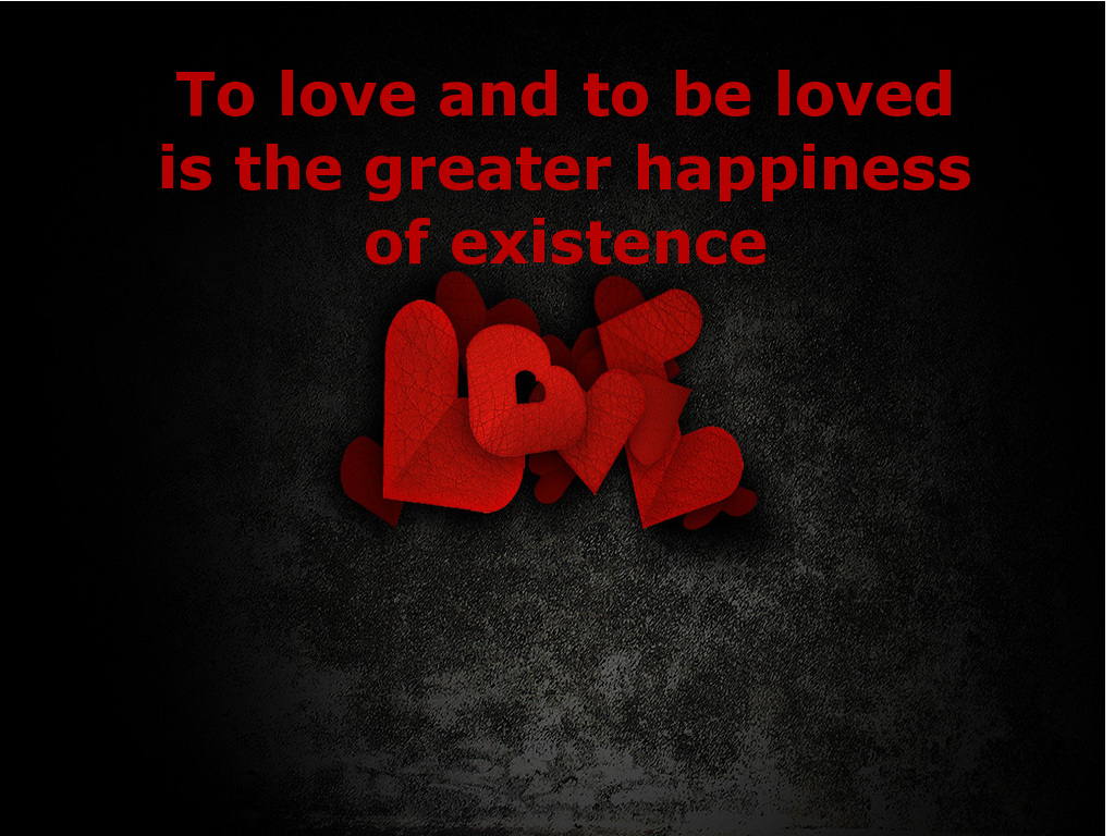 Love Wallpapers With Words : Love Words Wallpaper - WallpaperSafari
