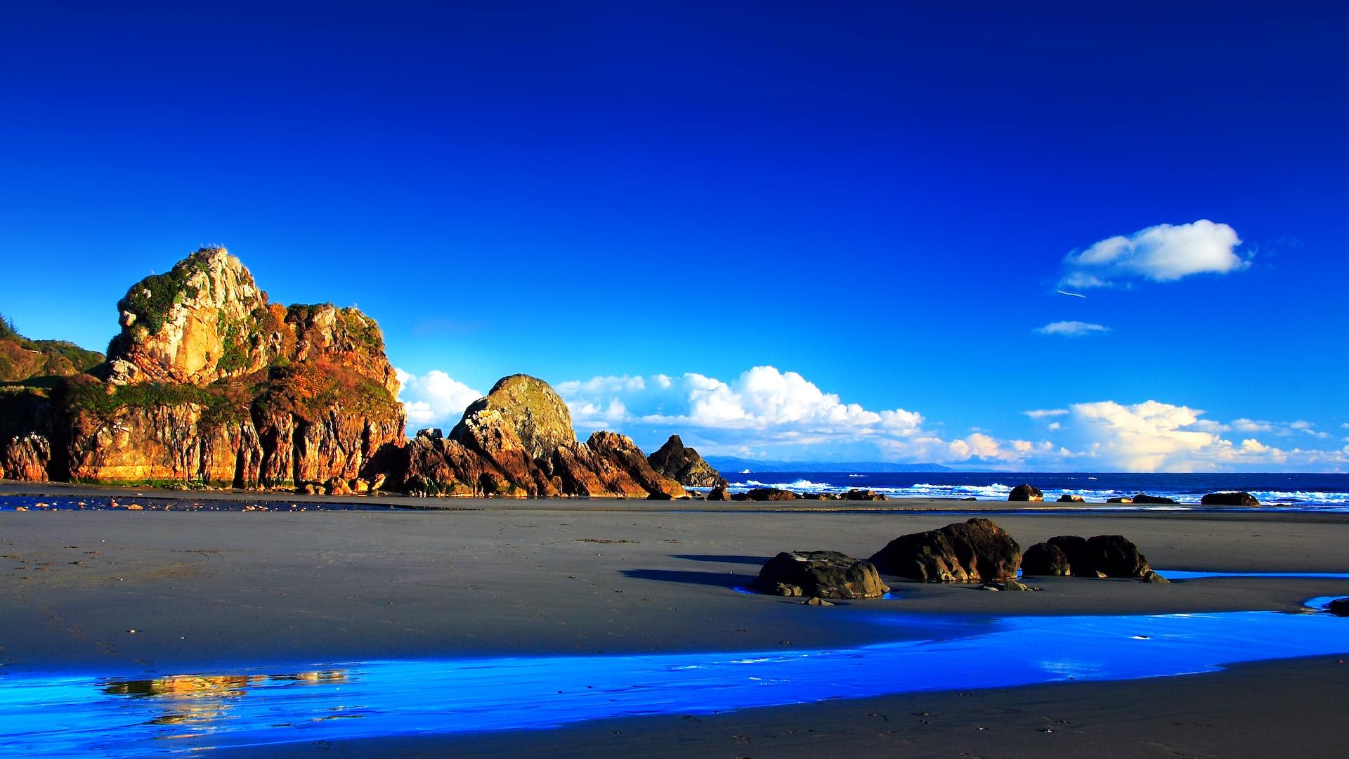 Windows Beach Vista Beaches wallpapers HD   271882 1920x1080