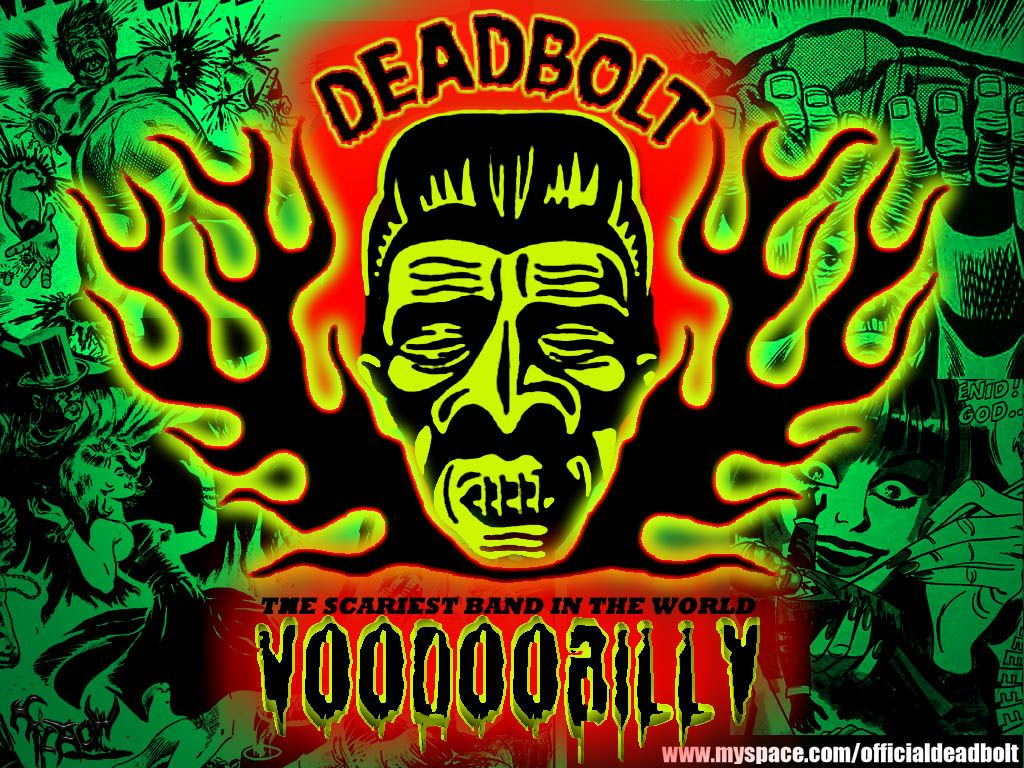 Deadbolt Soundtrack of my life Music wallpaper Music Music 1024x768